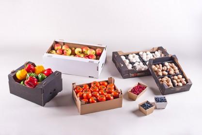 Kartony na owoce i warzywa - produkt na zamówienie