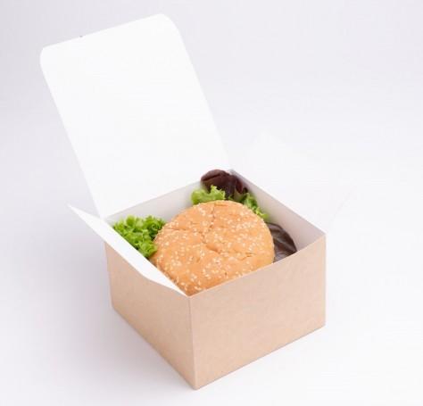 Opakowanie burger BIG 158x158x145 (400 szt.)