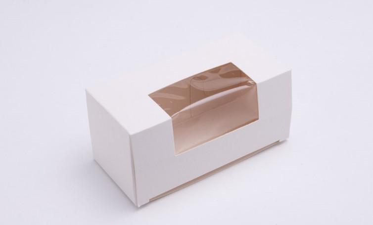 Opakowanie cukiernicze makaroniki małe